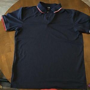 Unique Dry-EX Pique Short Sleeve Polo Shirt XL
